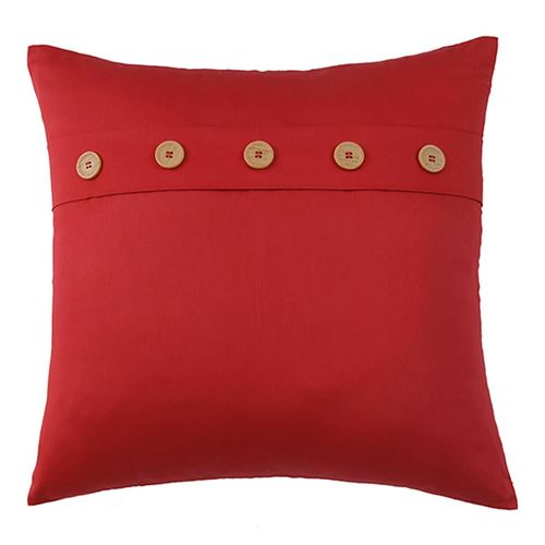 Picture of Cranberry cushion