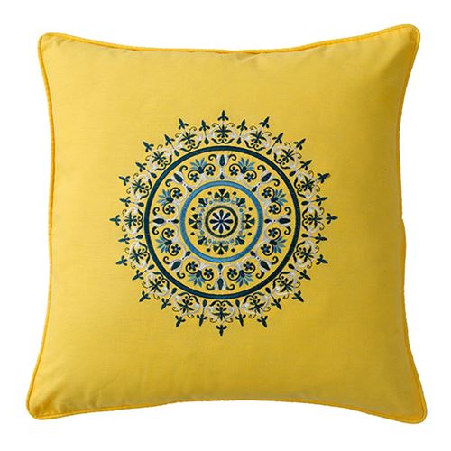 Picture of Midnight sun cushion