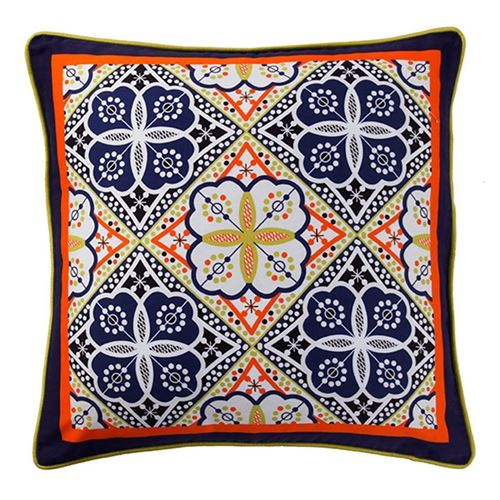Picture of Vibrant furore cushion