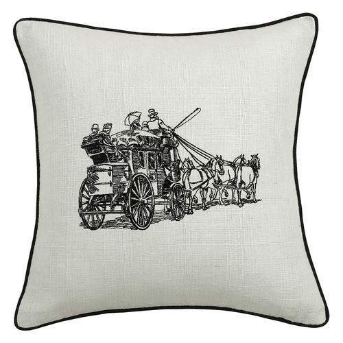 Picture of Queen's cart cushion