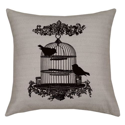 Picture of Cage of love cushion