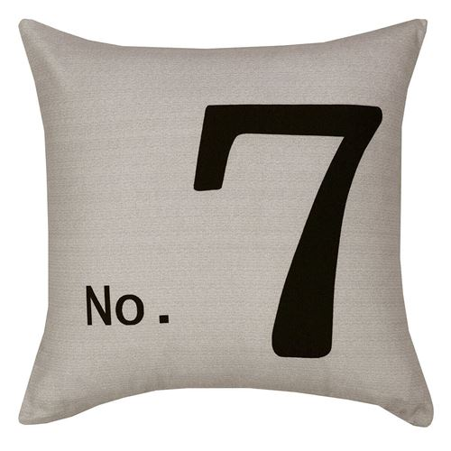 Picture of No. seven cushion