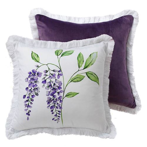 Picture of Wisteria cushion