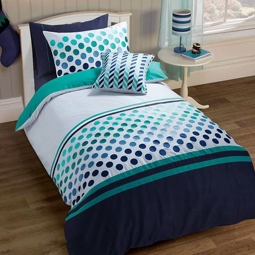 Picture of Ocean pearls kids bedding
