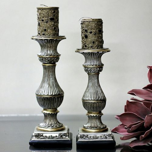 Picture of 2pc's candle stand