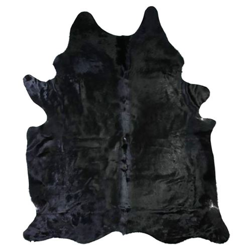 Picture of Cow hide black