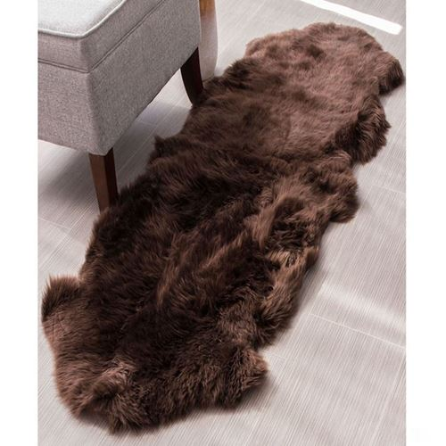 Picture of Brown snuggle rug