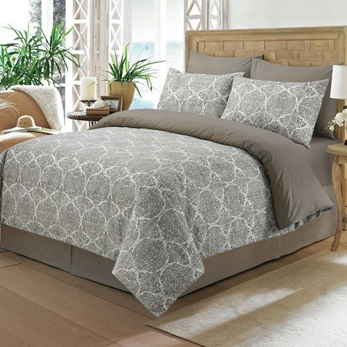 Picture of Medallion duvet set