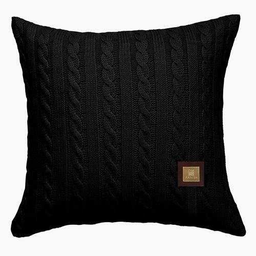 Picture of Woolen cushion black