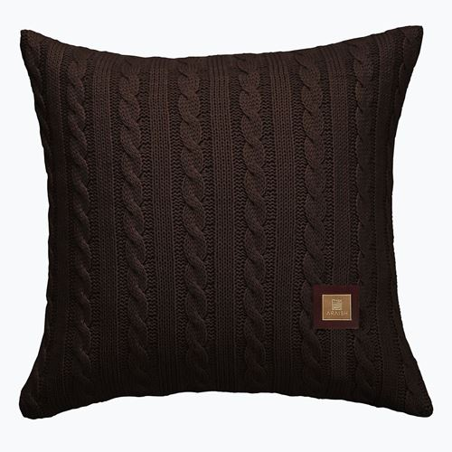 Picture of Woolen cushion brown