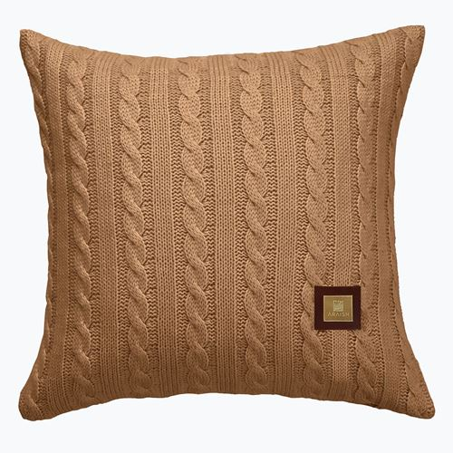 Picture of Woolen cushion beige
