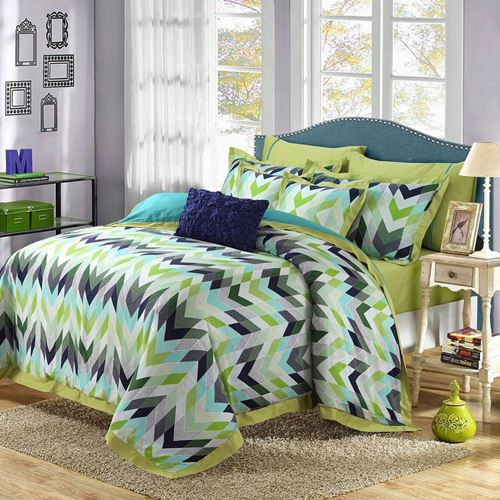 68286f6844 Printed Bed Sheets - Printed Bed Sets - Araish