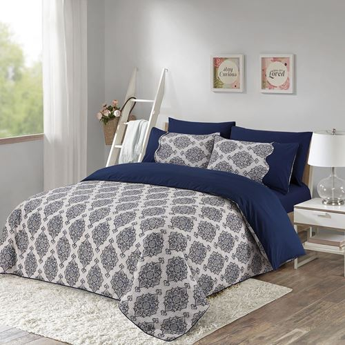 Picture of Iznik Indigo Duvet Set