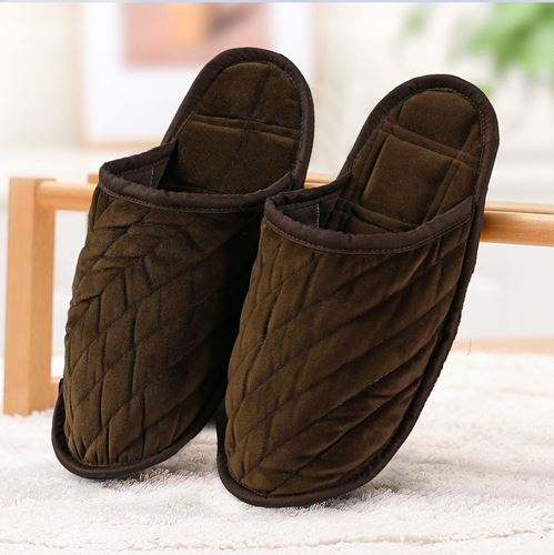 Picture of Bedroom Slippers Brown